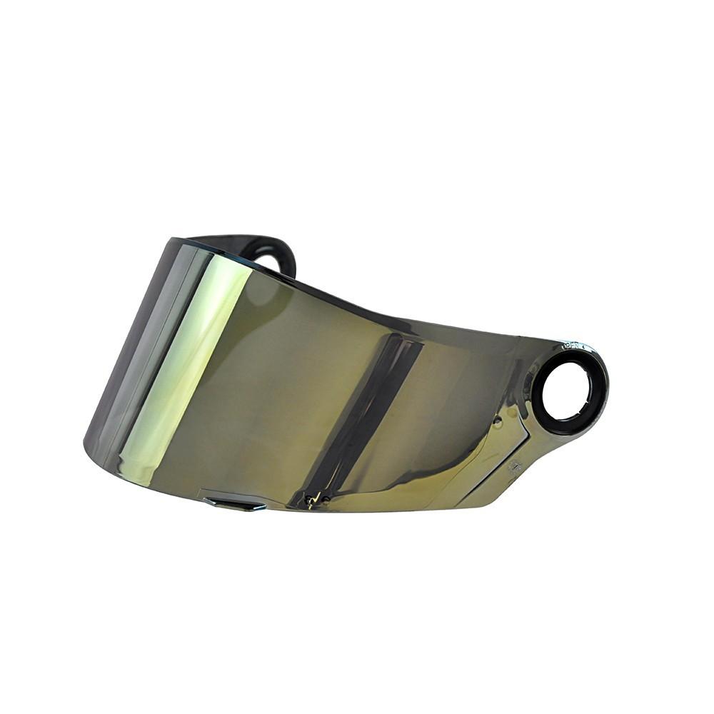 Viseira LS2  FF358 Dourado  - Nova Centro Boutique Roupas para Motociclistas