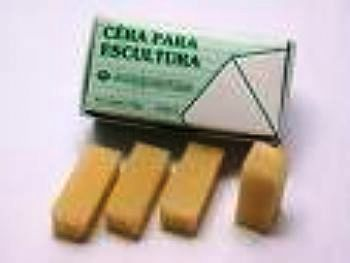 CERA ESCULTURA POLIDENTAL C/10 BLOCOS  - Dental Curitibana