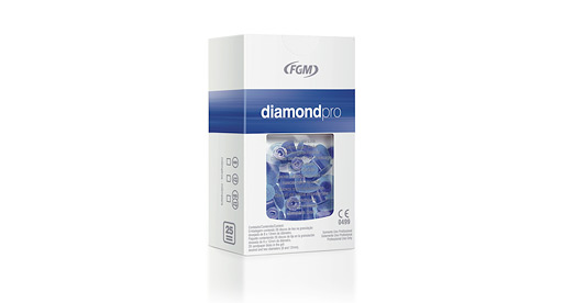 DISCO DE LIXA DIAMOND PRO  - Dental Curitibana