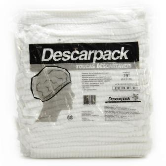 TOUCA - GORRO SANFONADA DESCARPACK  - Dental Curitibana