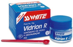 VIDRION R KIT PÓ+LIQ.  - Dental Curitibana