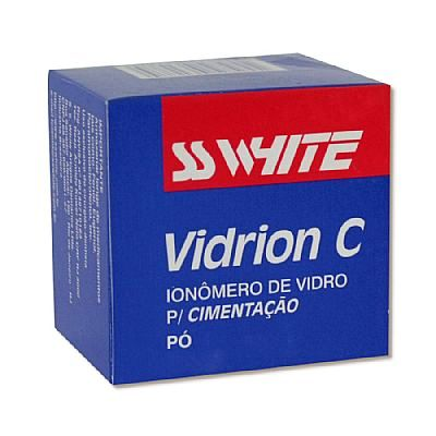 VIDRION C KIT PÓ+LIQ.  - Dental Curitibana