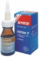 VIDRION F KIT PÓ+LIQ.  - Dental Curitibana