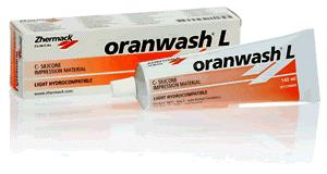 ORANWASH  L ZHERMACK  - Dental Curitibana