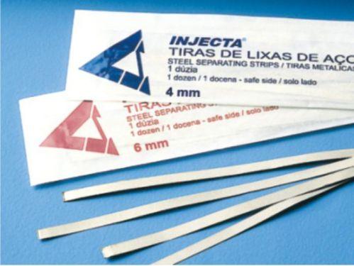 TIRA DE LIXA DE AÇO INJECTA  - Dental Curitibana