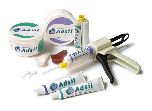 SILICONE ADSIL  - Dental Curitibana