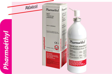 PHARMAETHYL SPRAY  - Dental Curitibana