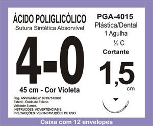 FIO SUTURA AGULHADO BIOLINE  - Dental Curitibana