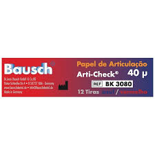 CARBONO BAUSCH  BK3080  - Dental Curitibana