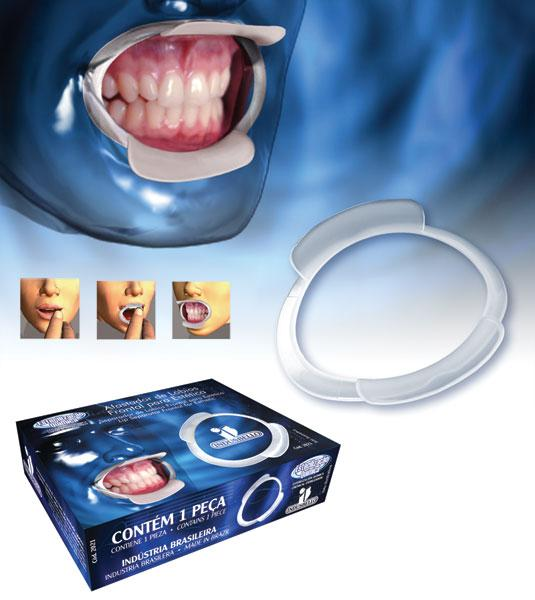 AFASTADOR LABIAL FRONTAL INDUSBELLO  - Dental Curitibana