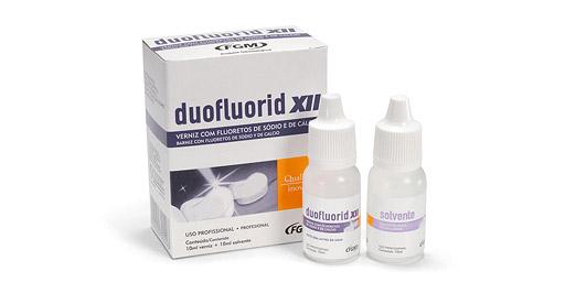 DUOFLUORID XII   FGM  - Dental Curitibana