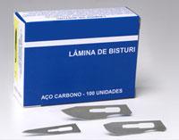 LÂMINA DE BISTURI AVULSA  - Dental Curitibana