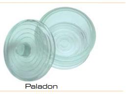 POTE (FRASCO) PALADON  - Dental Curitibana