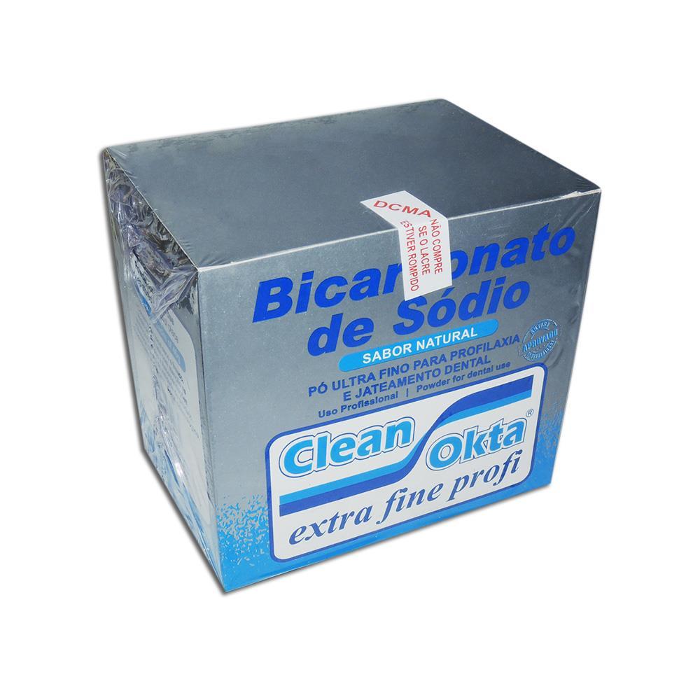 BICARBONATO CLEAN OKTA  - Dental Curitibana