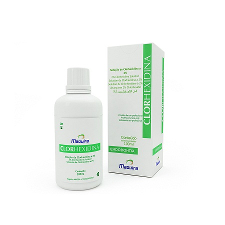 CLOREXIDINA 2% MAQUIRA  - Dental Curitibana