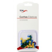 CUNHAS ELÁSTICAS TDV C/ 25