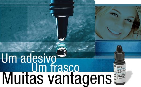 ADESIVO ADPER EASY ONE 3M  - Dental Curitibana