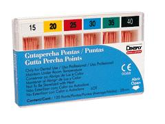 CONE DE GUTA  DENTSPLY  - Dental Curitibana