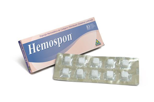 HEMOSPON   - Dental Curitibana