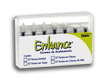 ENHANCE SISTEMA DE ACABAMENTO  - Dental Curitibana