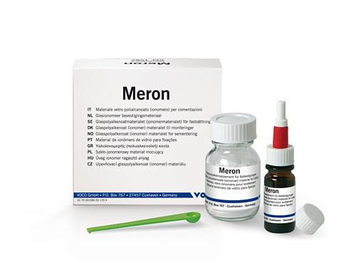 IONOMERO DE VIDRO MERON C  - Dental Curitibana