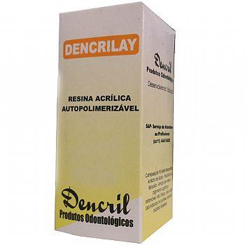 RESINA DENCRILAY  - Dental Curitibana