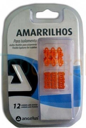 AMARRILHO ANGELUS C/12  - Dental Curitibana