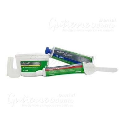 KIT OPTOSIL+XANTOPREN+ACTIVADOR KULZER  - Dental Curitibana