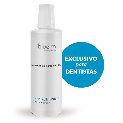 BLUEM ANTISSÉPTICO BUCAL USO PROFISSIONAL  - Dental Curitibana