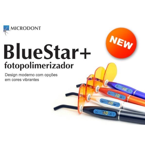 FOTOPOLIMERIZADOR BLUE STAR MICRODONT S/ FIO  - Dental Curitibana