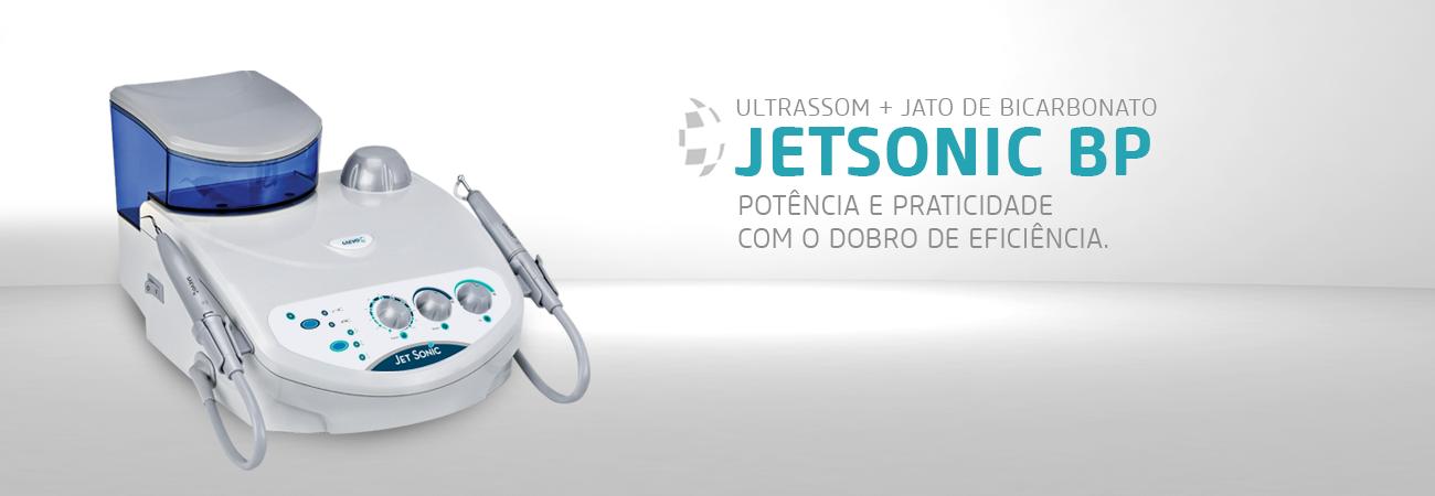 JET SONIC SAEVO JATO DE BICARBONATO+ULTRASSON B.P.  - Dental Curitibana