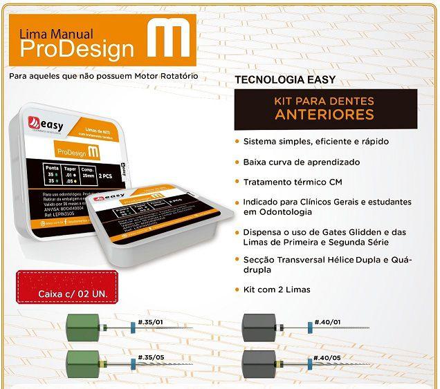 LIMA EASY PRODESING M 25mm  - Dental Curitibana