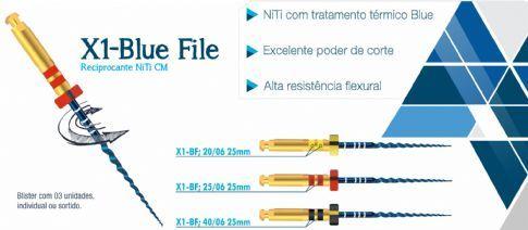 LIMA MK LIFE X1-BLUE RECIPROCANTE   - Dental Curitibana