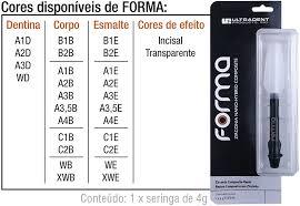 RESINA FORMA ULTRADENT  - Dental Curitibana