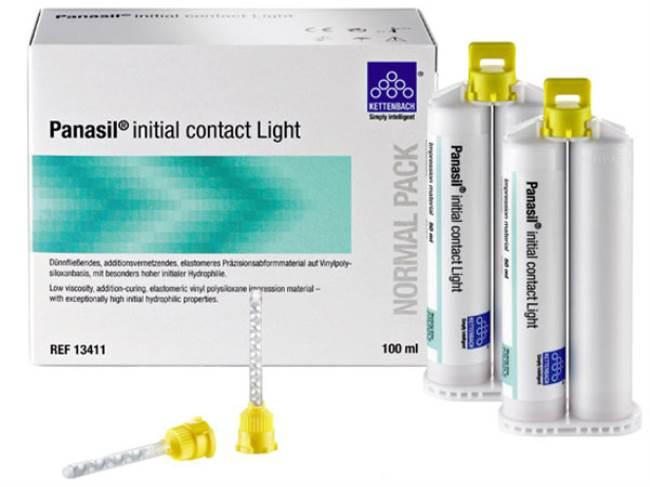 SILICONE DE ADIÇÃO PANASIL ULTDADENT ULTRA LIGHT  - Dental Curitibana