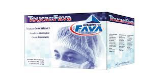 TOUCA - GORRO SANFONADA FAVA  - Dental Curitibana
