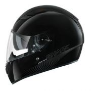 Capacete Shark Vision-R2 Blank BLK - (Motos Big Trail, Custom, Scooter)