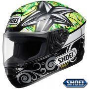 0 Capacete Shoei X-Spirit II Toni Elias 2 TC-3 - X-twelve - (Só 62)