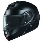 Capacete Shoei Neotec Preto ( Escamoteável ) COM VÍDEO - BLACK FRIDAY