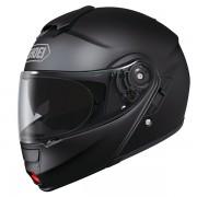 Capacete Shoei Neotec Preto Fosco Escamoteável COM VÍDEO - Semana do Motociclista