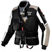 Jaqueta Spidi Hard Track H2Out (Big Trail - Parka) - Semana do Motociclista
