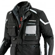 Jaqueta Spidi Ergo 365 Pro Expedition (Big Trail - Parka) - Semana do Motociclista - BlackOferta
