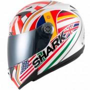 Capacete Shark S700 Replica Johan Zarco WOR -