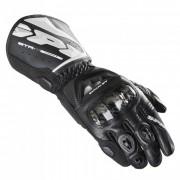 Luva Spidi STR-3 Ventilada Black em Couro - BlackOferta