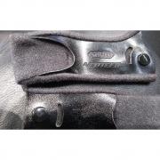 Acabamento/Forro da cinta do engate jugular Shoei Neotec 2