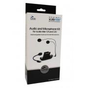 Kit Audio e Microphone Kit Cardo p/ G9