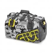 Bolsa Traseira Givi 40 LTS Impermeável EA115CM Amarela/Cinza (Mala)