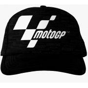Boné MotoGP Fan Racing - Preto