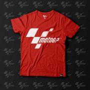 Camiseta Fan MotoGP - Vermelho
