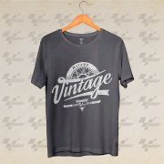 Camiseta Legends Vintage - Cinza